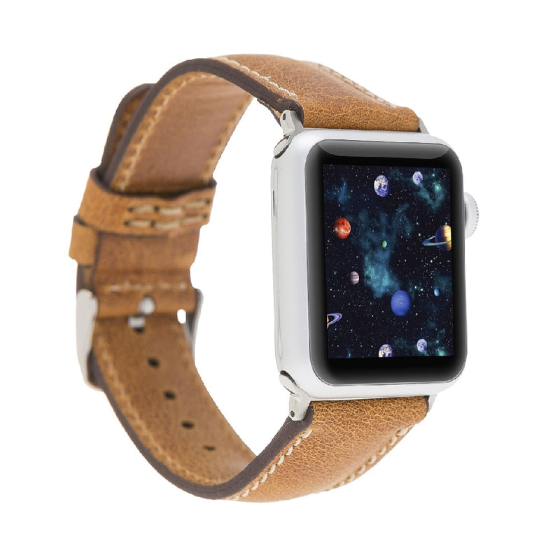 Rainbow Large Watch Band for Apple Watch Series 5-4 ( 44 mm) / 3-2-1 ( 42 mm )