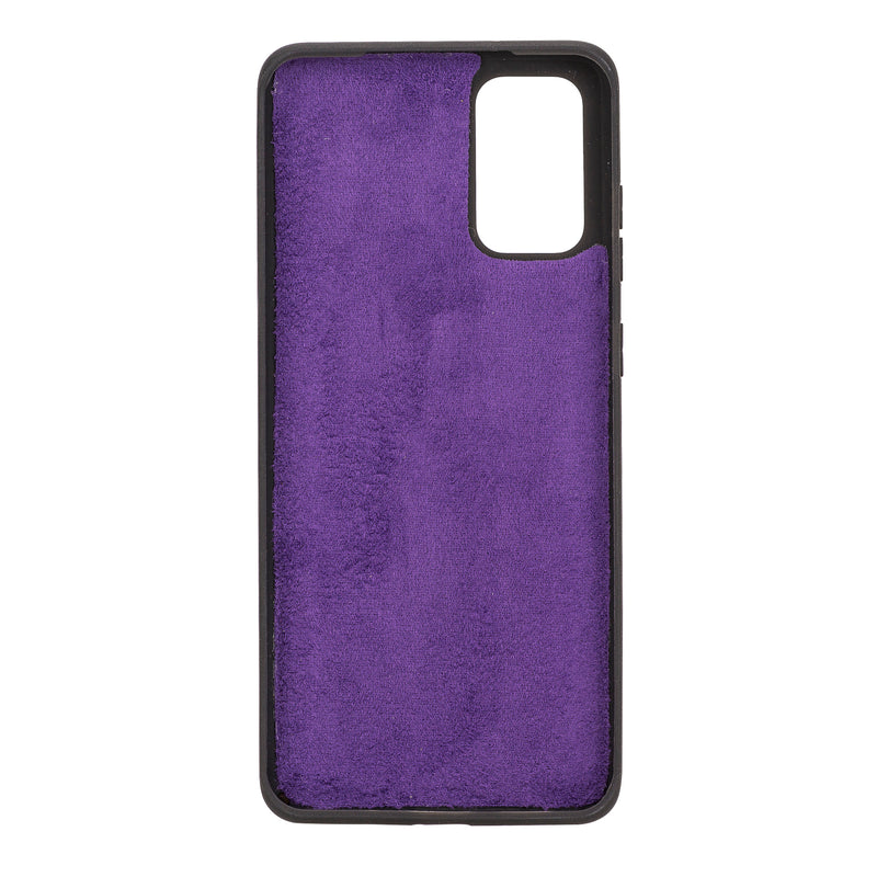 Magnetic Detachable Folio Flip Wallet Cover Case with Card Holders and Kickstand for Samsung Galaxy S20+  ( Plus )