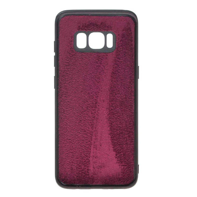 Magnetic Detachable ID Leather Wallet Case for Samsung Galaxy S8