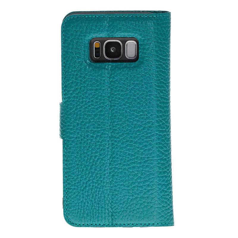 Magnetic Detachable ID Leather Wallet Case for Samsung Galaxy S8 Plus