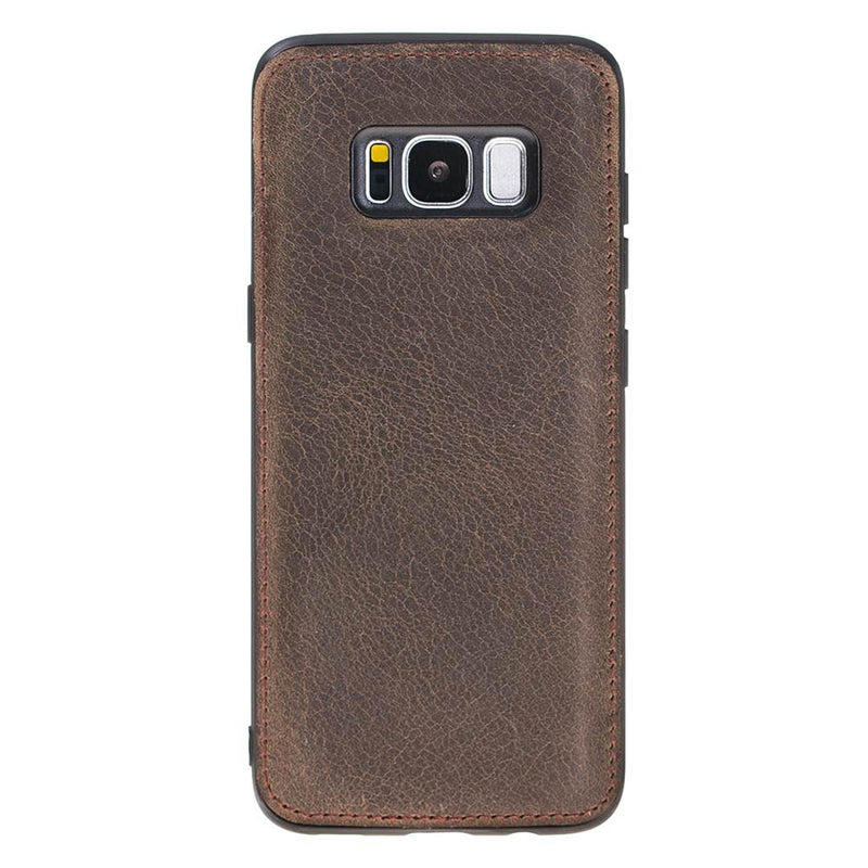 LA-Otter compatible for Samsung Galaxy S8 Plus Wallet Case Heart Butterfly Leather Flip Cover Full Body Protection Shockproof Gold