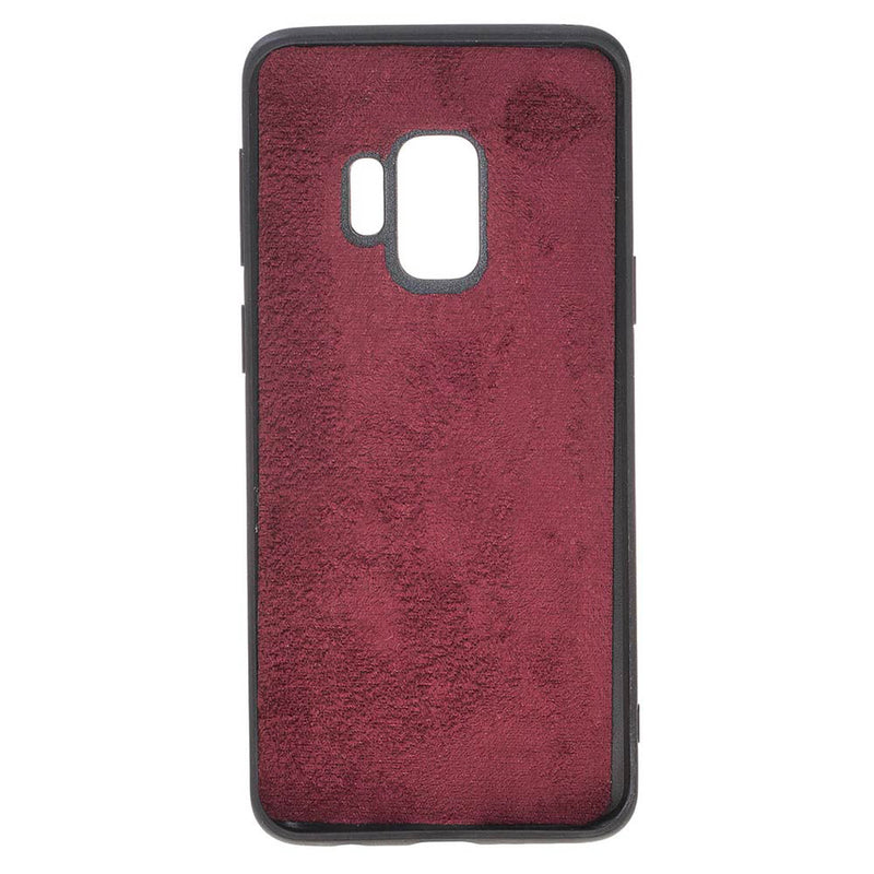 Leather Magnetic Detachable ID Wallet Case for Samsung Galaxy S9