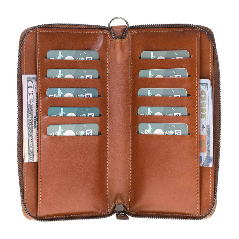 Pouch Wallet Case for Samsung Galaxy Note 8