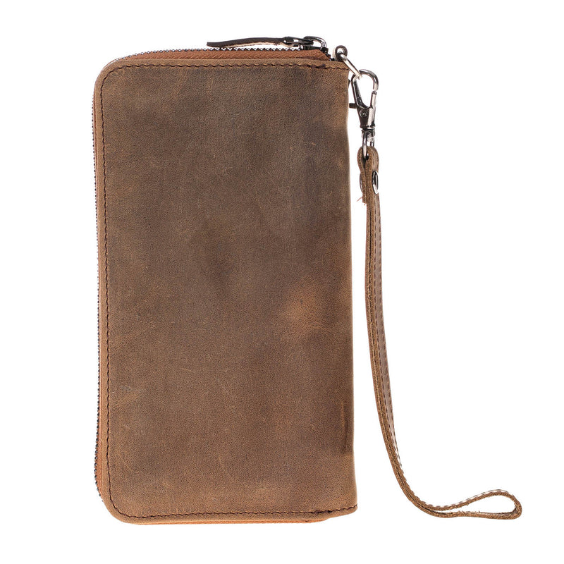 Pouch Leather Wallet Case for Samsung Galaxy S8 Plus