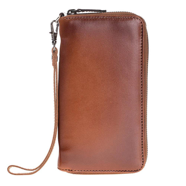 Pouch Wallet Leather Case for Samsung Galaxy S8
