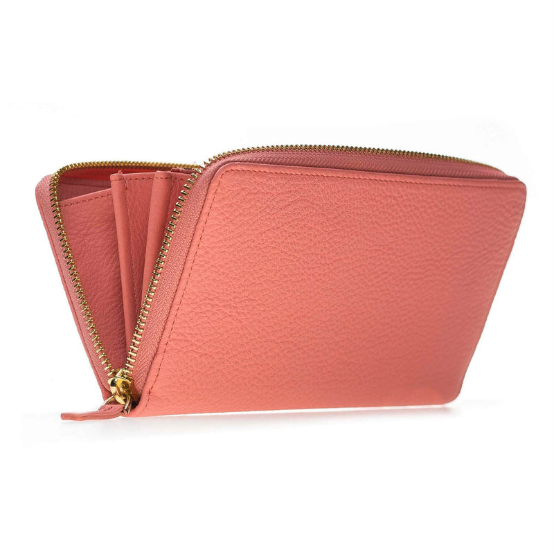 Seville Leather Womens Wallet