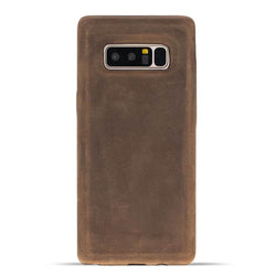 Snap-on Full Cover Leather Case for Samsung Note 8