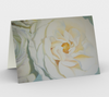 Illuminance White Roses Art Cards - Set of Three, [product-type], Carling Wong-Renger, carlingwongrenger.com