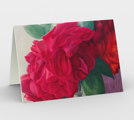 Aphrodite, My Sleeping Beauty - Note Cards in Set of Three, [product-type], Carling Wong-Renger, carlingwongrenger.com