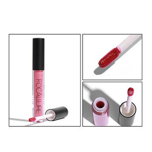 Waterproof Lipstick Long Lasting Matte Finish