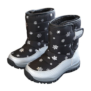 Waterproof Winter Kids Snow Boots