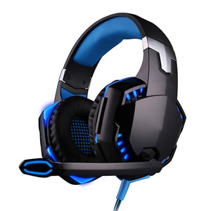 3.5mm Jack Gaming Headset with Microphone