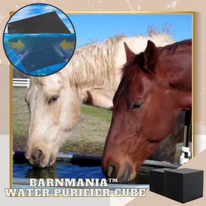 BarnMania™ Water Purifier Cube