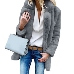 ChicStyle Winter Faux Fur Jacket