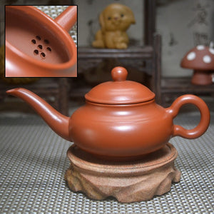 High-Polished Chinese Clay Teapot Set