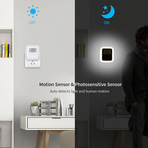 LED Home Motion Sensor Light Lamp