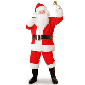 Santa Claus Christmas Costume