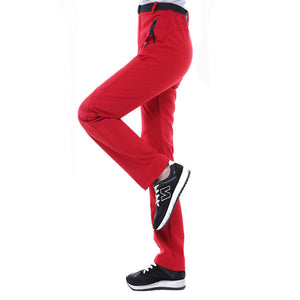 Slim Fit Snow Pants