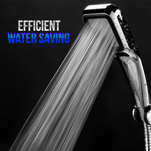 Water-Saving Rainfall Shower Head Nozzle