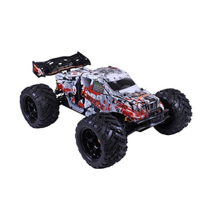 Zombie Monster Truck Rc Car Carousales