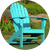 Moni Adirondack Chair - Cambrdige Casual Patio Furniture