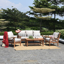 Shop at Cambridge Casual for outdoor and garden furniture, including this exquisite lounge chair from the Abbington collection.