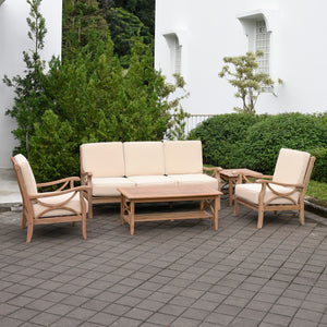 Create relaxing garden atmosphere with this stunning Benton patio conversation set. Cambridge Casual Patio Furniture