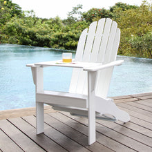 Explore more about this the Moni Solid Wood White Adirondack Chair FREE Tray Table at Cambridge Casual today! This eco-friendly outdoor lounge chair could complete your outdoor space.