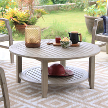 Own a Zuma Solid Teak Wood Outdoor Coffee Table today from Cambridge Casual. It adds character and style to any outdoor furniture collection.