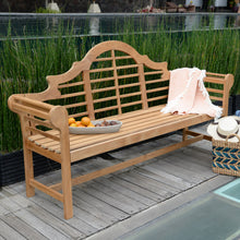 Purchase this exquisite teak outdoor bench from Cambridge Casual today. The Lutyens range offers some of the quality teak patio furniture available.