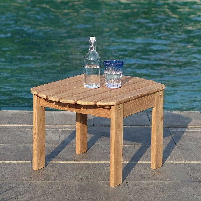 Explore the Richmond collection at Cambridge Casual, including this versatile and robust Adirondack side table that will look great in any setting.