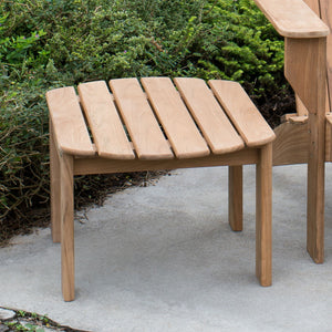 Explore the Richmond collection at Cambridge Casual, including this versatile and robust Richmond Solid Teak Wood Adirondack Outdoor Side Table that will look great in any setting.