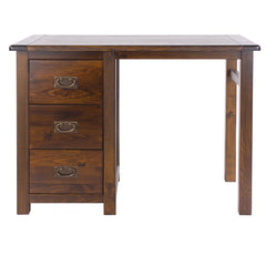 Image of Boston Single Pedestal Dressing Table