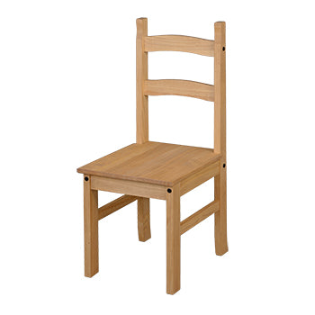 Corona Pine Solid Pine Chair