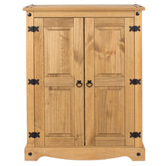 Corona Pine 2 Door Cupboard Unit