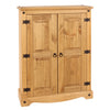 Image of Corona Pine 2 Door Cupboard Unit