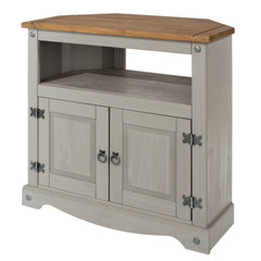 Corona Grey Corner TV Unit