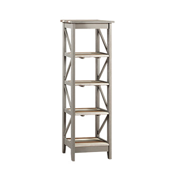 Corino Vintage Narrow Shelf Unit