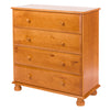 Image of Dovedale 4 Drawer Chest