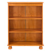 Image of Dovedale 3 Shelf Bookcase with Adjustable Shelves