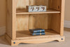 Image of Corona Pine Low Narrow Bookcase