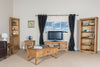 Image of Corino Pine Tall Bookcase