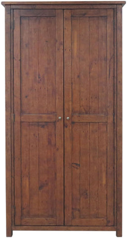 Travis Reclaimed Pine Wardrobe