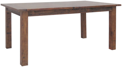 Travis Reclaimed Pine Large Extending Dining Table