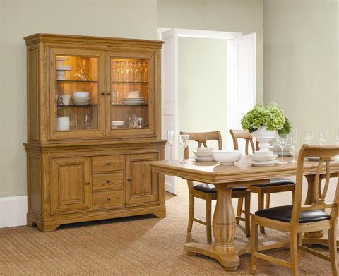 Lyon Large Oak Sideboard