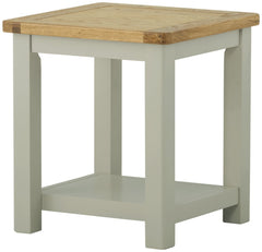 Astoria Stone Lamp Table