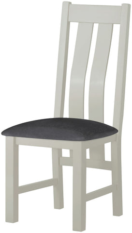 Pair of Astoria Dining Chair (Stone)