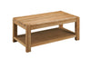 Image of Sola Scandinavian Oak Coffee Table