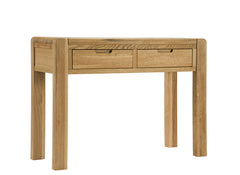 Sola Scandinavian Oak Dressing Table
