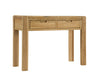 Image of Sola Scandinavian Oak Dressing Table